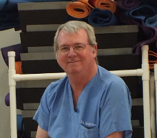 Bob McMullen, Medical Director