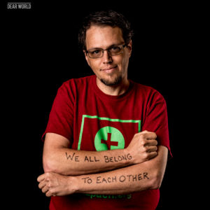 "Jason Odhner: ""We all Belong to Each Other"""