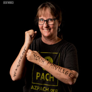 """Amy McMullen: """"Leverage Your Privilege"""""""